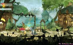 Child of Light - screenshot 4