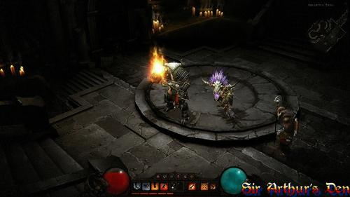 Diablo III remix - screenshot 5