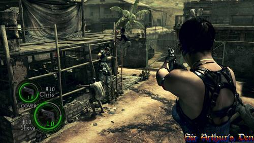 Resident Evil 5 - screenshot 5
