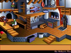 Gobliins 2 - screenshot 3