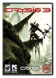 Crysis 3 - box art 1