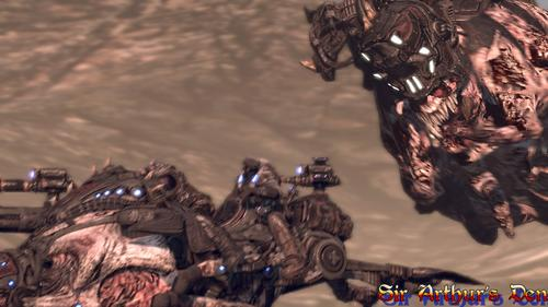 Gears of War 2 - screenshot 1