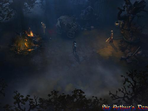 Diablo III, wizard - screenshot 6