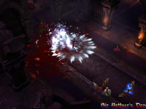 Diablo III, wizard - screenshot 7