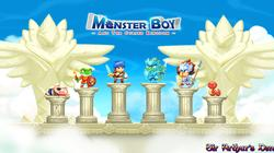 Monster Boy and the Cursed Kingdom - screenshot 4