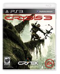 Crysis 3 - box art 3