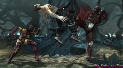 Mortal Kombat - screenshot 2