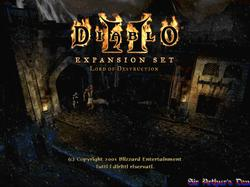 Diablo II - screenshot 1