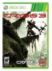 Crysis 3 - box art 2