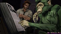 The Wolf Among Us - screenshot 5