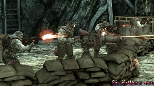Gears of War 2 - screenshot 3