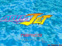 Aqua Jet - screenshot 1