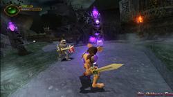 Maximo: Ghosts to Glory - screenshot 9