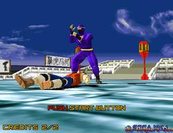 Virtua Fighter 2 - screenshot 2