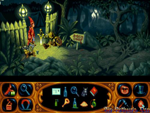 Simon the Sorcerer II - screenshot 2
