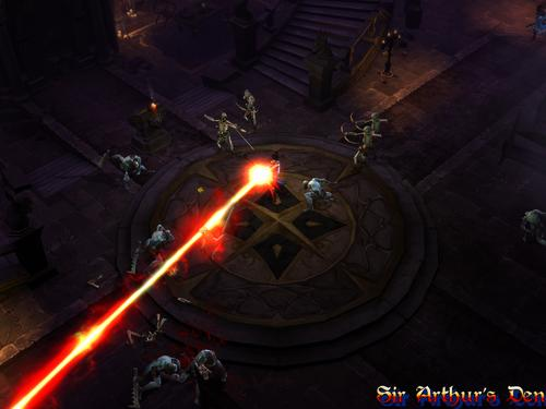 Diablo III, wizard - screenshot 10