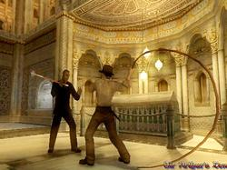 Indiana Jones and The Staff of Kings (Wii) - screenshot 2