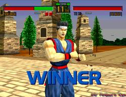 Virtua Fighter 2 - screenshot 3