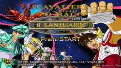 Saint Seiya: Chapter Sanctuary screenshot 1