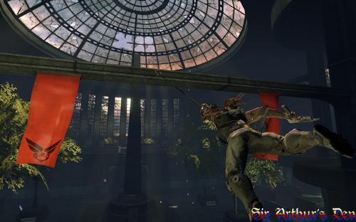 Bionic Commando - screenshot 1
