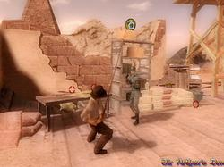 Indiana Jones and The Staff of Kings (Wii) - screenshot 3