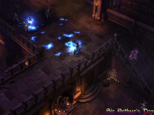 Diablo III, wizard - screenshot 11