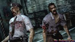 Resident Evil: The Darkside Chronicles - screenshot 1