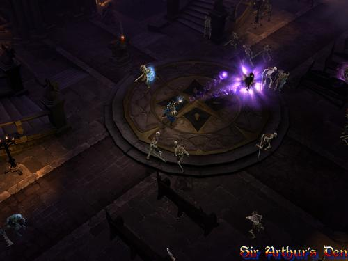 Diablo III, wizard - screenshot 12