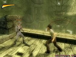 Indiana Jones and The Staff of Kings (Wii) - screenshot 4