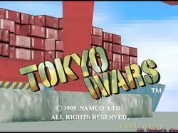 Tokyo Wars - screenshot 1