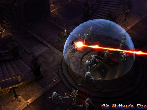 Diablo III, wizard - screenshot 13