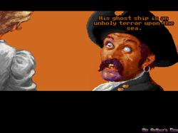 DOSBox 0.73 - The Secret of Monkey Island screenshot 4