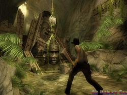 Indiana Jones and The Staff of Kings (Wii) - screenshot 6