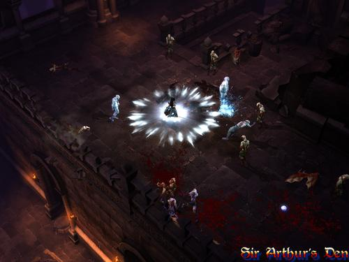Diablo III, wizard - screenshot 14