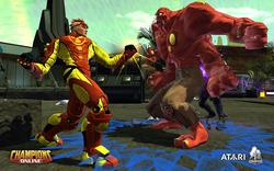 Champions Online - screenshot 9