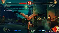 Street Fighter IV - screenshot 1