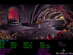 Indiana Jones and the Last Crusade (VGA) - screenshot 2