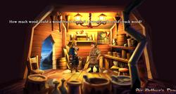 Monkey Island 2 Special Edition: LeChuck's Revenge - screenshot 15