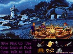 Monkey Island 2 Special Edition: LeChuck's Revenge - screenshot 18