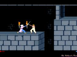 DOSBox 0.73 - Prince of Persia screenshot 3