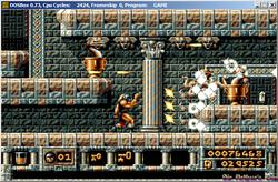 DOSBox 0.73 - Gods