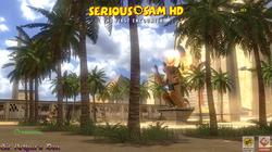 Serious Sam HD: The First Encounter - screenshot 1