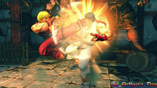 Street Fighter IV - screenshot 3