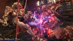 Soulcalibur: Broken Destiny - screenshot 1