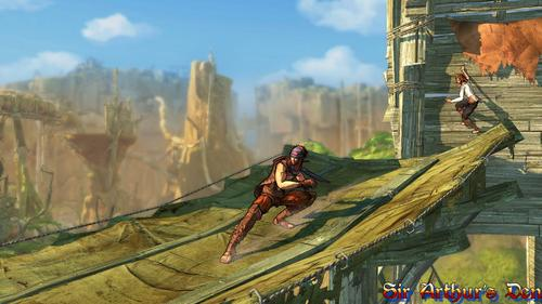 Prince of Persia - screenshot 2