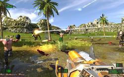 Serious Sam HD - screenshot 1