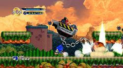 Sonic the Hedgehog 4: Episode 1 - screenshot 1