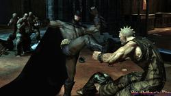 Batman: Arkham Asylum - screenshot 1