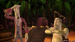 Tales of Monkey Island - The Siege of Spinner Cay - screenshot 2