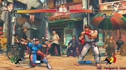 Street Fighter IV PC - screenshot 6